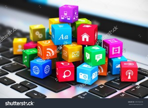 stock-photo-creative-abstract-computer-media-and-internet-communication-business-concept-macro-view-of-heap-of-185706038